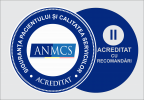 ANMCS - Accredited with recommendations