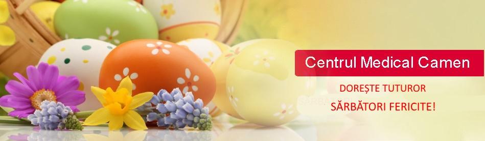 Urări Paște